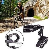 Ntribut Protecteur De Chaîne De Vélo Guide De La Chaîne De Vélo Convient À L'installation De Véhicules 31.8mm-35mm