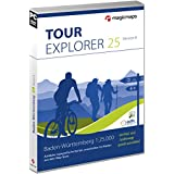 Tour Explorer 25 -  Baden-Württemberg 8.0