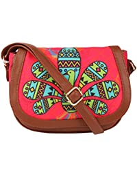 All Things Sundar Women Sling Bag / Cross Body Bag - S01 - 63