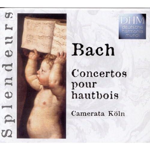 Double Concerto for Violin & Oboe in D minor, BWV 1060: Double Concerto for Violin & Oboe in D minor, BWV 1060: Allegro