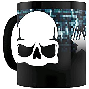 Call of Duty – Schädel Thermoeffekt-Tasse