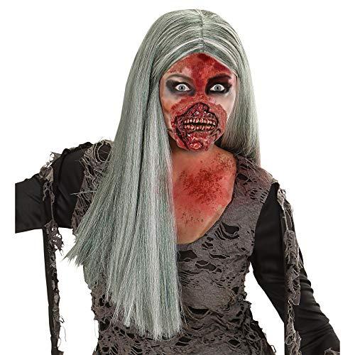 Erwachsene Kostüm Professionelle Für - Widmann 01003 - Zombie Mund mit Gummiband in professioneller Qualität für Erwachsene