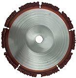 PRODIAMANT Profi Trennscheibe Baumwurzel WOOD CUT 230 mm x 22,2 mm Hartmetalltrennscheibe 230mm passend Winkelschleifer