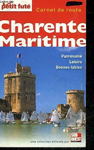 Carnet de Route Charente Maritime 2009 Petit Fute