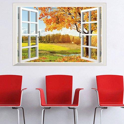 buluke-finestra-3dautunno-scenario-pasta-parete-camera-da-letto-soggiorno-parete-di-sfondo-decor-e-a