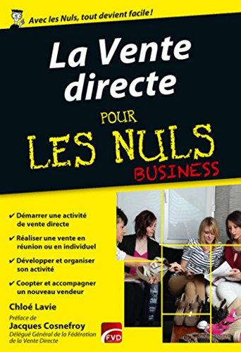Lire La Vente directe pour les Nuls Business pdf epub