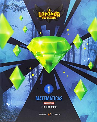 Matemáticas 1º cuadrícula trimestres generico