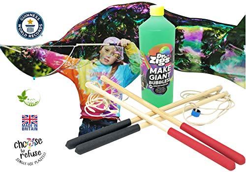 s - Kiddie Jumbo Kit Extraordinary Bubbles ()