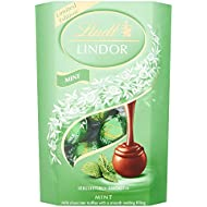 Lindor Milk Mint, 200g (Pack Of 2)