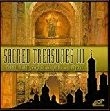 Sacred Treasures, Vol.3 - Choral Masterpieces  [IMPORT]