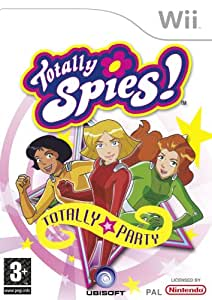 Totally Spies!: Totally Party (Wii): Amazon.co.uk: PC