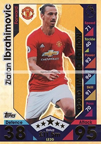 2016-17-match-attax-extra-zlatan-ibrahimovic-gold-limited-edition-card-le2g-man-utd