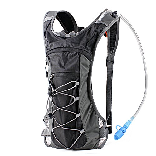 High Quality Hydration Pack Backpack with 70 oz 2L Water Bladder for Running Hiking Cycling Climbing Camping Racing