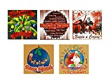 Special Offer 5 CD Musica Natalizia, Christmas Songs, Buon Natale, Natale a Cortina,...