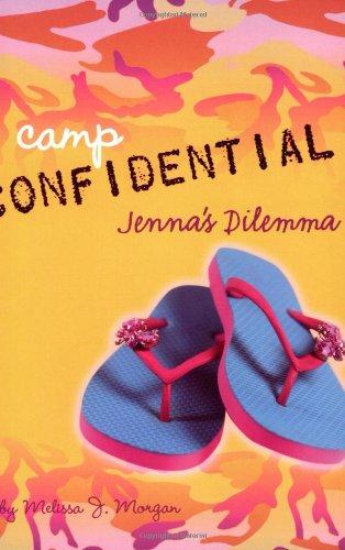 Jenna's Dilemma (Camp Confidential (Quality))