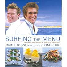 Surfing the Menu: Two Chefs, One Journey: A Fresh-Food Adventure
