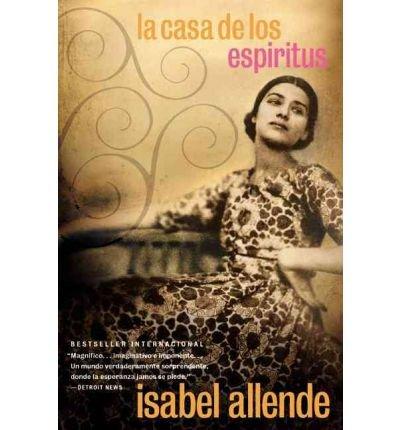 [ LA CASA DE LOS ESPIRITUS = THE HOUSE OF THE SPIRITS (ENGLISH, SPANISH) [ LA CASA DE LOS ESPIRITUS = THE HOUSE OF THE SPIRITS (ENGLISH, SPANISH) ] BY ALLENDE, ISABEL ( AUTHOR )MAR-17-1995 PAPERBACK ] La Casa de Los Espiritus = The House of the Spirits (English, Spanish) [ LA CASA DE LOS ESPIRITUS = THE HOUSE OF THE SPIRITS (ENGLISH, SPANISH) ] By Allende, Isabel ( Author )Mar-17-1995 Paperback By Allende, Isabel ( Author ) Sep-2001 [ Paperback ] Pdf - ePub - Audiolivre Telecharger