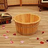 Vasca da bagno a pedale Vasca da bagno Vasca idromassaggio per uso domestico Elevata resistenza alla corrosione Liscio e delicato per alleviare la stanchezza Vasca da bagno