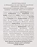Heilemann Tischkalender/ Adventskalender Minipralinen - 3