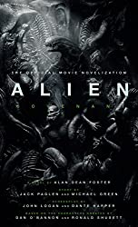 Alien: Covenant: The Official Movie Novelization