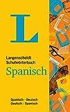 Langenscheidt Schulwörterbuch Spanisch - Mit Info-Fenstern zu Wortschatz & Landeskunde: Spanisch-Deutsch / Deutsch-Spanisch (Langenscheidt Schulwörterbücher)
