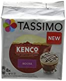 Tassimo Kenco Mocha Coffee Capsules, (Pack of 5, Total 40 pods, 40 servings)