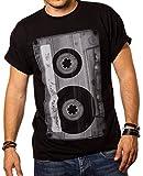 Camiseta Musica Hombre - Casete - S