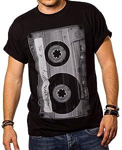 Camiseta Musica Hombre - Caseta