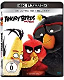Angry Birds - Der Film (4K Ultra HD-Bluray) [Blu-ray]