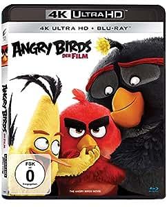 Angry Birds - Der Film (4K Ultra HD-Bluray) [Blu-ray]