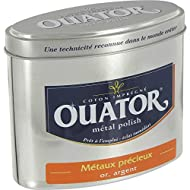 OUATOR Ouator Metaux Precieux Or Argent Boite 75g