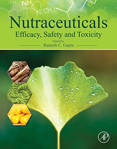 Nutraceuticals: Efficacy, Safety And Toxicity por Ramesh C. Gupta