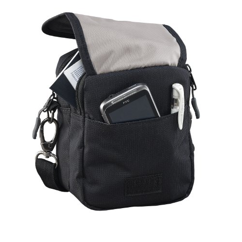caribee-global-organiser-travel-accessory-camera-bag-black