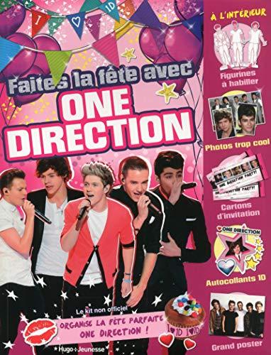 Faites la fête avec One Direction par Collectif