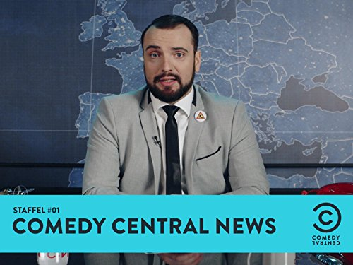 CCN - Comedy Central News Staffel 1