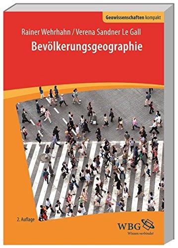 Bevölkerungsgeographie (Geowissenschaften kompakt)