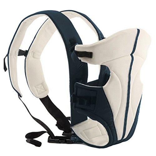 Ecosusi Porte-Bébé Confort Coton (Blanc)