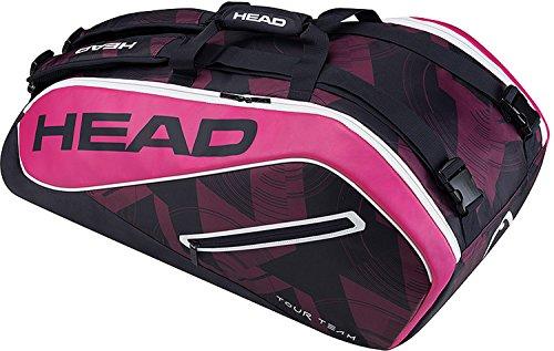 HEAD Tour Team 9R Supercombi Schlägertasche, Blau 68 x 40 x 20 cm