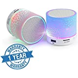 ShopAIS S10 Mini Bluetooth Wireless Speaker For Android Devices (Color may vary)