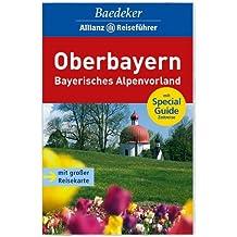 Baedeker Allianz Reiseführer Oberbayern, Bayerisches Alpenvorland
