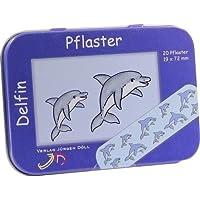 KINDERPFLASTER Delfin Dose 20 St Pflaster preisvergleich bei billige-tabletten.eu