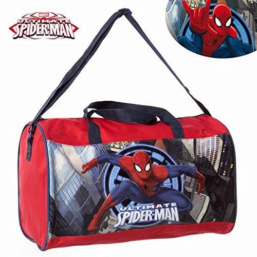 Bolsa depote Spiderman 38x20x23cm