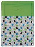 Schardt 13 100 1/608 - Copertina per gattonare Spot Mousse, 100 x 135 cm (B x H)