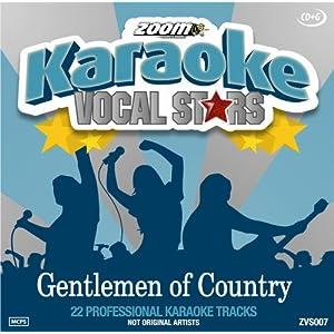Karaoke Cdg Gentlemen of Country