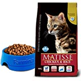 Farmina Matisse Chicken And Rice Adult Cat Food - 10 KG
