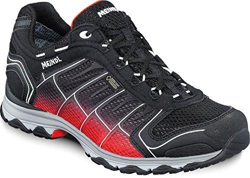 Airtech Ridell, Sneaker uomo, Nero (nero), 41.5
