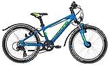 Kinder Fahrrad 20 Zoll blau - Bulls Jungen Bike Tokee Street - Shimano Kettenschaltung
