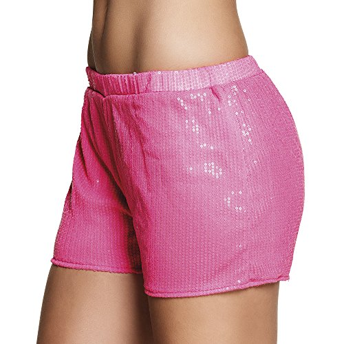 Hot Pants Pailletten-Shorts Tanz Show Revue GoGo wahlweise 5 Farben (Tanz Shorts Kostüme)