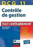 DCG 11 - Contrôle de gestion - 2e édition - Tout l'Entraînement