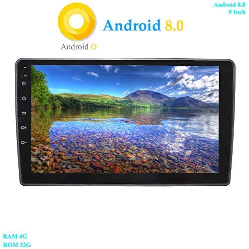 XISEDO Android 8.0 Autoradio 2 DIN 9